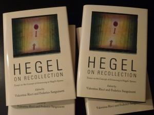 Hegel philosophy history essays