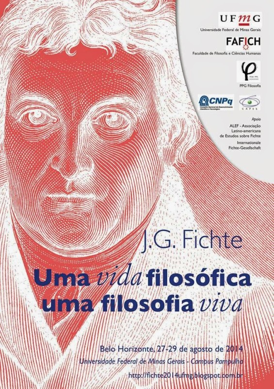 "Conference: III International Fichte Colloquium ""J.G. Fichte – A Philosophical Life, a Living Philosophy"""