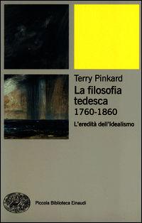 pinkard - filosofia