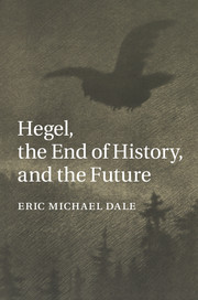 "Recensione: Eric M. Dale, ""Hegel, The End of History, and the Future"" (F. Campana)"
