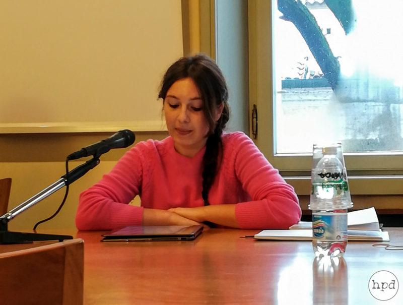 Giovanna Luciano - Ph. by Giovanna Miolli