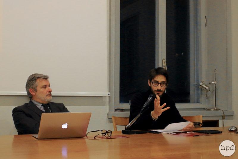 Luca Illetterati and Armando Manchisi - Ph. by Giovanna Luciano