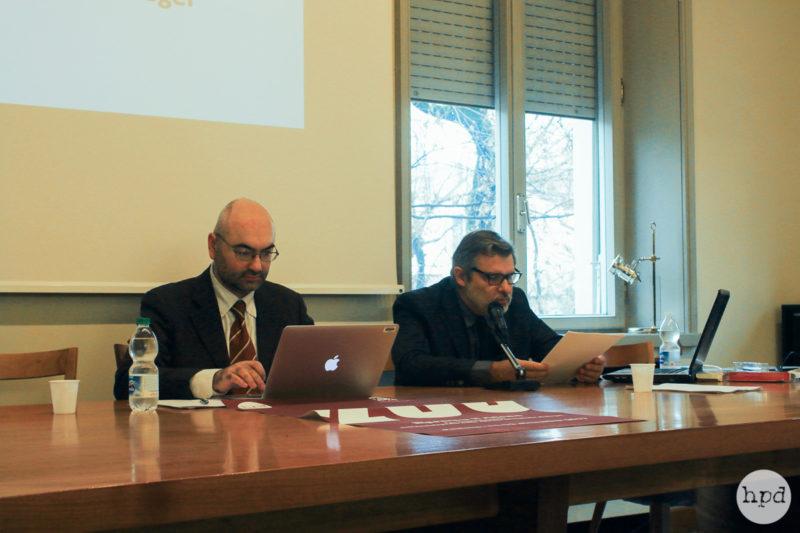 Paolo Diego Bubbio and Luca Illetterati - Ph. by Giovanna Luciano