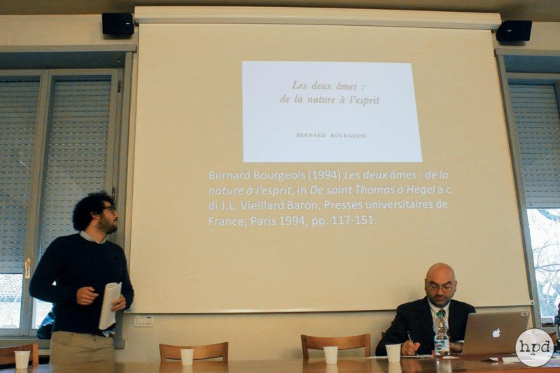 Paolo Diego Bubbio and Luca Corti - Ph. by Giovanna Luciano
