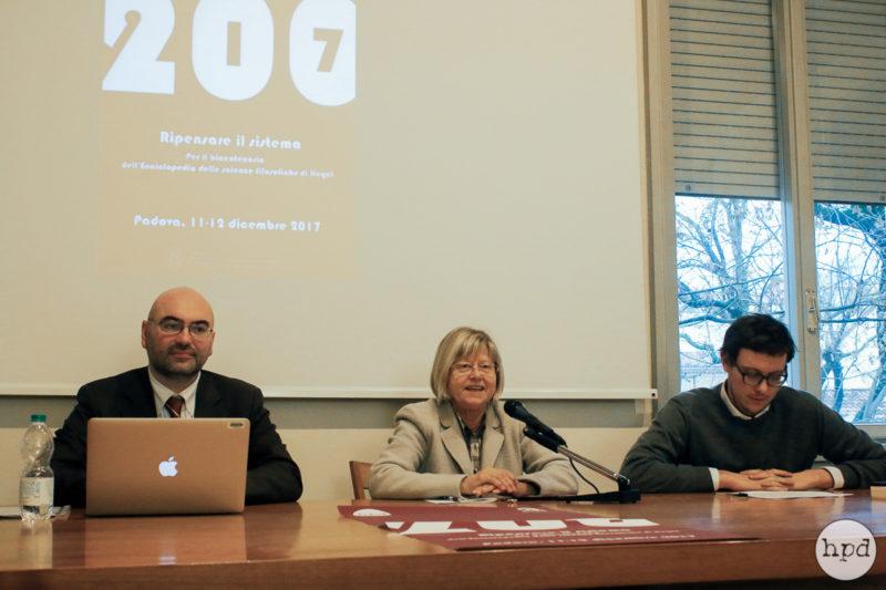 Paolo Diego Bubbio, Francesca Menegoni and Mario Farina - Ph. by Giovanna Luciano