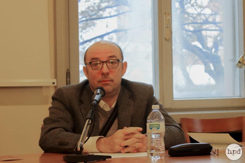 Roberto Morani - Ph. by Giovanna Luciano