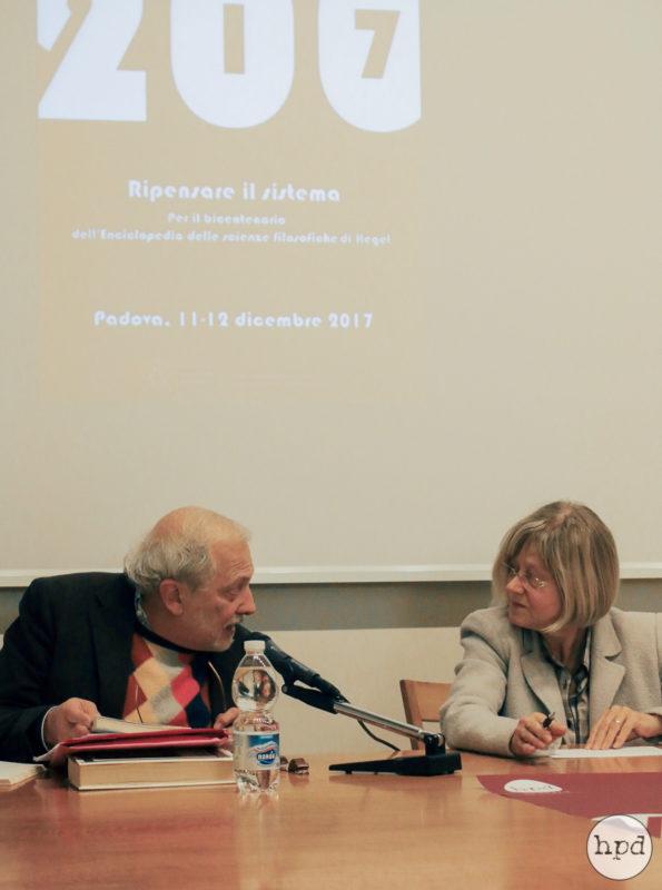 Maurizio Pagano and Francesca Menegoni - Ph. by Giovanna Luciano