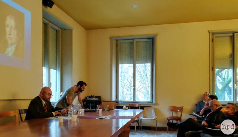 Paolo Diego Bubbio and Andrea Gambarotto - Ph. by Giovanna Miolli