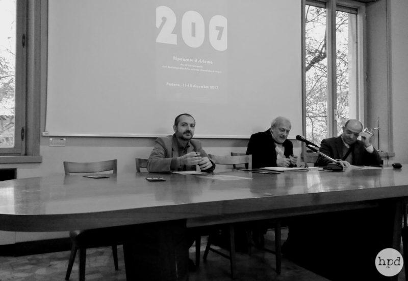 Gianluca Garelli, Maurizio Pagano and Roberto Morani - Ph. by Giovanna Miolli