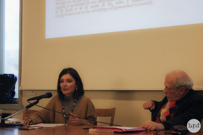 Eleonora Caramelli and Maurizio Pagano - Ph. by Guglielmo Califano