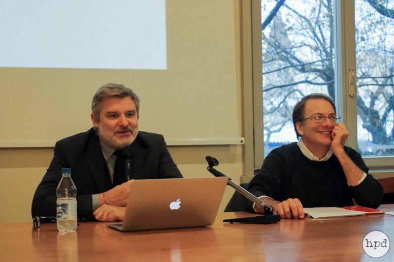 Luca Illetterati and Paolo Giuspoli - Ph. by Giovanna Luciano
