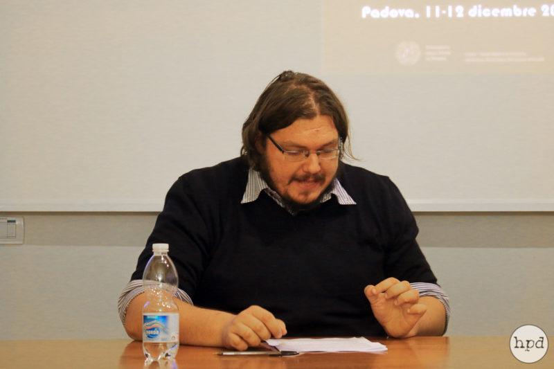 Alessandro De Cesaris - Ph. by Giovanna Luciano