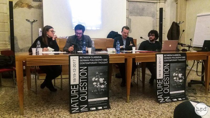 Gaia Ferrari, Marco Cappabianca, Philipp Schwabb, Luca Corti - Ph. by Arianna Longo