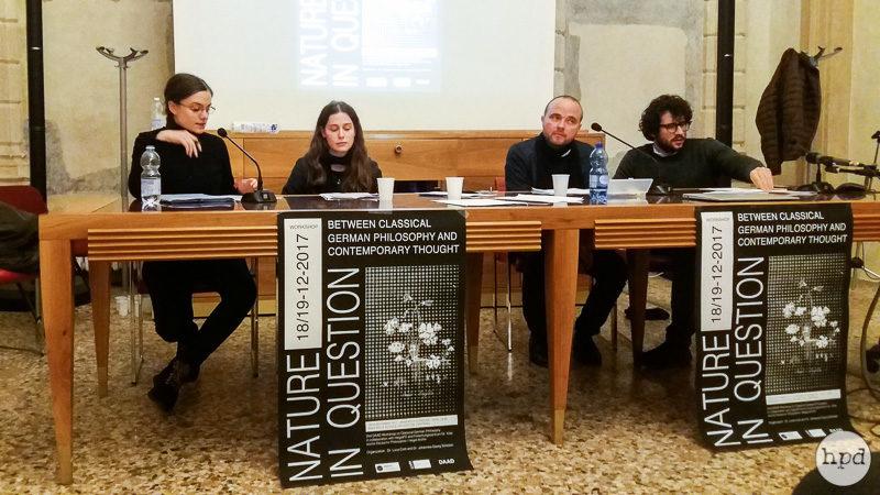 Giulia Bernard, Margherita Pugnaletto, Johannes-Georg Shülein, Luca Corti - Ph. by Arianna Longo