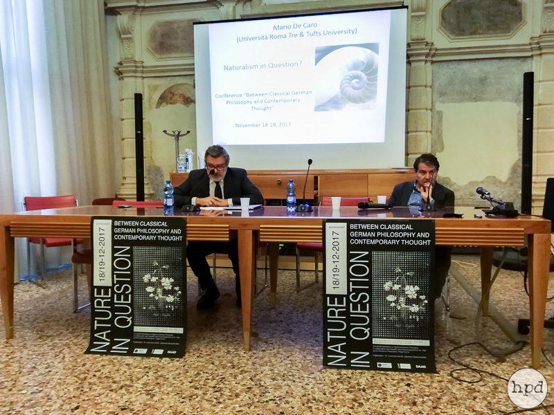 Luca Illetterati, Mario de Caro - Ph. by Giovanna Miolli