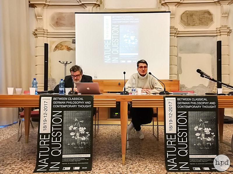 Luca Illetterati, Christoph Schuringa - Ph. by Giovanna Miolli