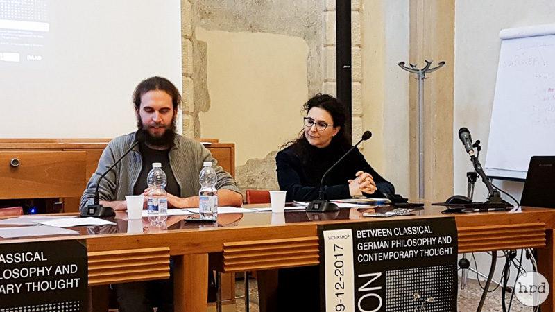 Daniel Elon, Barbara Santini - Ph. by Giulia Battistoni