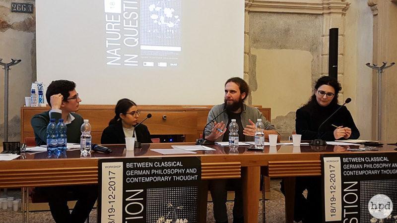 Nicolò Marchi, Giulia La Rocca, Daniel Elon, Barbara Santini - Ph. by Giulia Battistoni