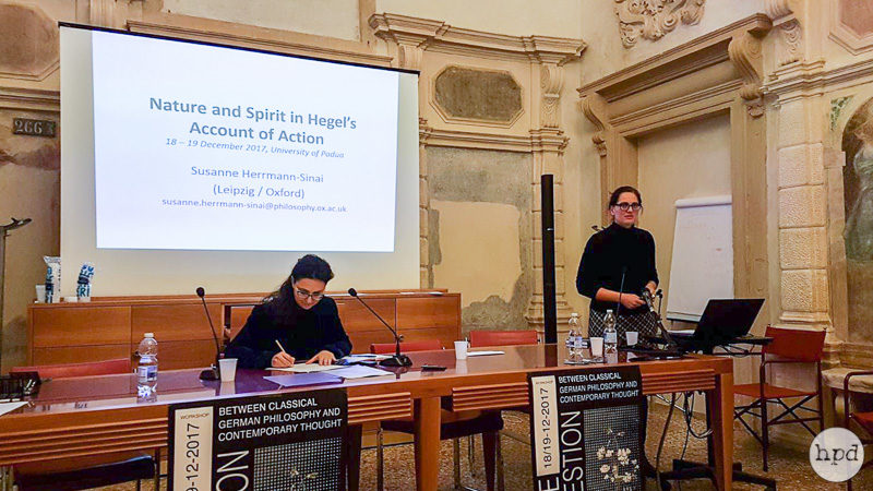 Barbara Santini, Susanne Herrmann-Sinai - Ph. by Giulia Battistoni