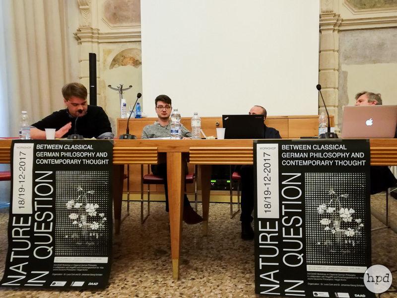 Steffen Münter, Markus Gante, Johannes-Georg Schülein, Luca Illetterati - Ph. by Giovanna Miolli