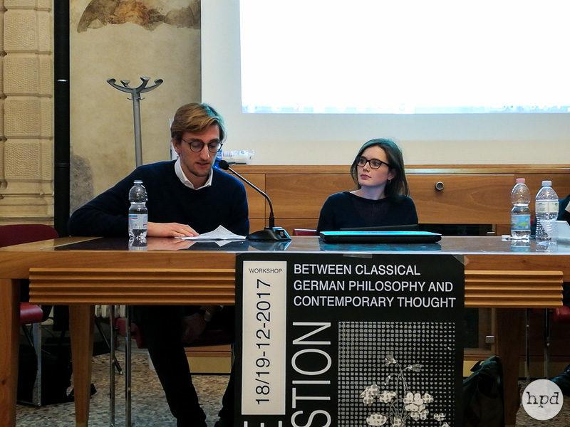 Giulio Mariottini, Sonia Lisco - Ph. by Giovanna Miolli