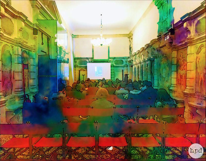 The venue - Ph. by Giovanna Miolli