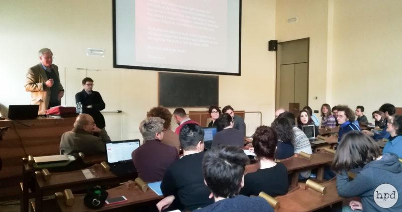 P. Lamarque, M. Farina, G. Spolaore, C. Barbero, E. John - Ph. by Giovanna Miolli