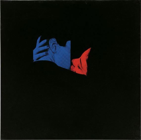 John Stezaker, Kiss I (1979–82)