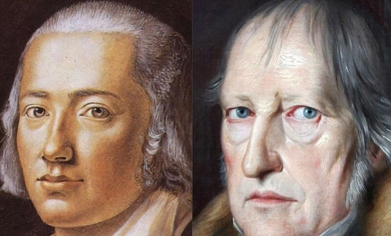 "Online International Congress: ""Una amistad estelar. Hegel y Hölderlin 1770-2020"" (16-18 December, 2020)"
