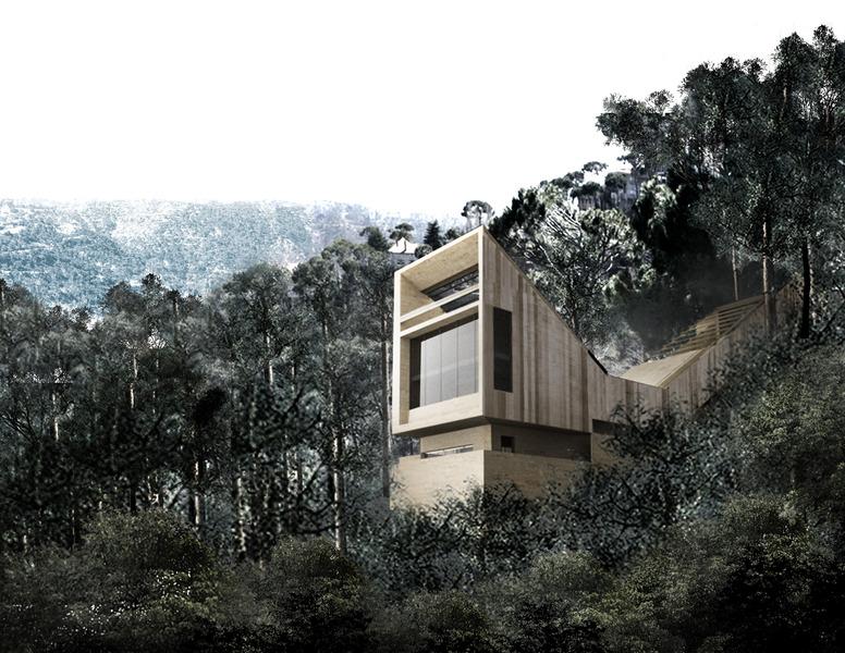 Hashim Sarkis, Dhour House