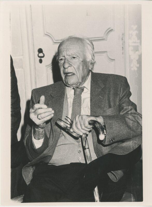 "Pinakes: Gadamer: ""Hegel ed Eraclito"" (IISF, 15 febbraio 1983)"