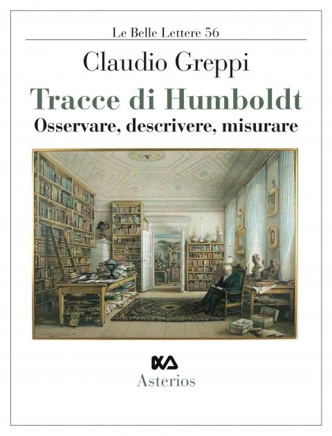 "NEW RELEASE: CLAUDIO GREPPI ""TRACCE DI HUMBOLDT"" (ASTERIOS, 2021)"