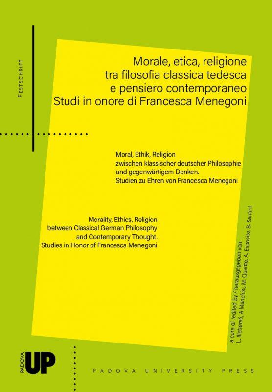 """HPD - HOLIDAYS: Franco Chiereghin, """"Il superamento della coscienza dualistica e le dinamiche del Principio. Note in margine a Bhradarānyaka Upaniṣad I, 4 e II, 1"""" (PUP, 2020)"""